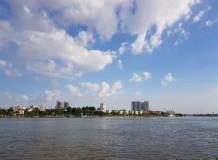 Bán biệt thự mặt tiền Nguyễn Văn Hưởng và sông Sài Gòn Thảo Điền