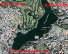 Chuyển nhượng 6360m2 đất mặt tiền đường Trần Quốc Toản và Hồ Xuân Hương