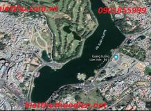 Đất view Hồ Xuân Hương Đà Lạt mặt tiền Trần Quốc Toản
