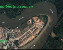 Chuyển nhượng 3.4ha đất ven sông Tắc tại Đảo Kim Cương Quận 9
