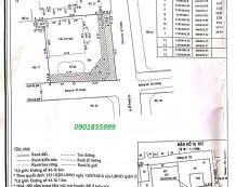 Bán đất góc hai mặt tiền đường 44 và 46 Thảo Điền Quận 2