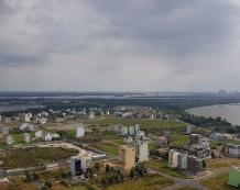 Bán đất biệt thự dự án Huy Hoàng 504m2  góc đường Đặng Như Mai view sông Sài Gòn