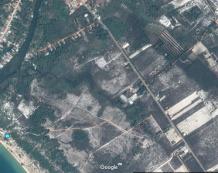 Bán đất Phú Quốc  mặt tiền đường DT45  vị trí đẹp