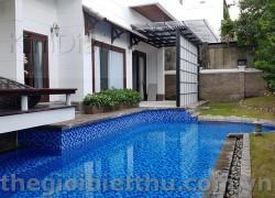 Biệt thự Thảo Điền vị trí đẹp khu Compound Nguyễn Văn Hưởng