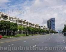 Nhà phố thương mại mặt tiền Nguyễn Cơ Thạch Thủ Thiêm