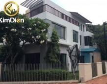 Villa Riviera căn góc cho thuê
