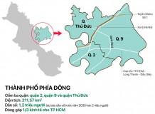 Chuyển nhượng 2608m2 mặt tiền Nguyễn Duy Trinh Phường Bình Trưng Tây Quận 2