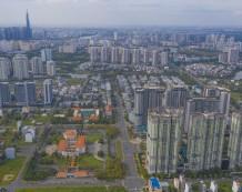 Bán đất xây văn phòng tòa nhà căn hộ thương mại căn hộ dịch vụ Thảo Điền