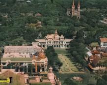 Bán nhà mặt tiền 410 Nguyễn Thị Minh Khai Phường 5 Quận 3