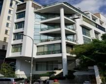 Bán tòa nhà văn phòng đường Nguyễn Trãi Quận 1