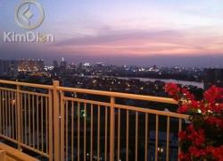 Bán căn hộ Xi Riverview 201m2 view sông Saigon