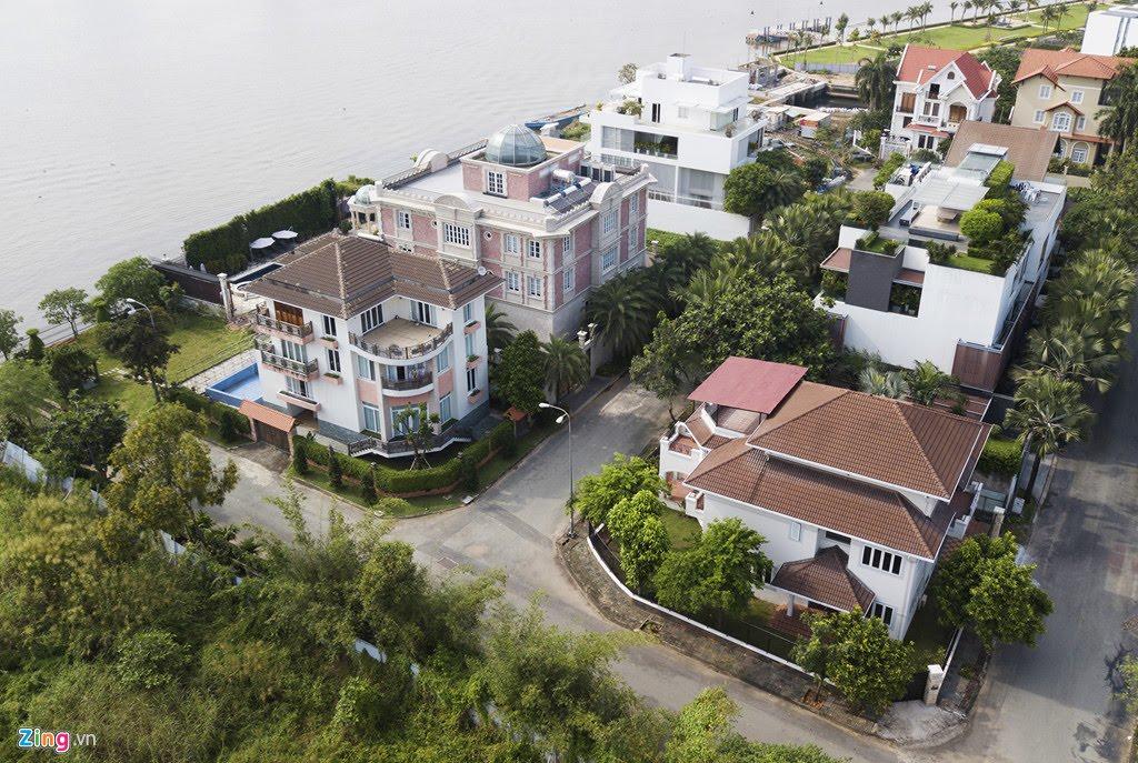 Thông đường Nguyễn Văn Hưởng nối cấu Sài Gòn